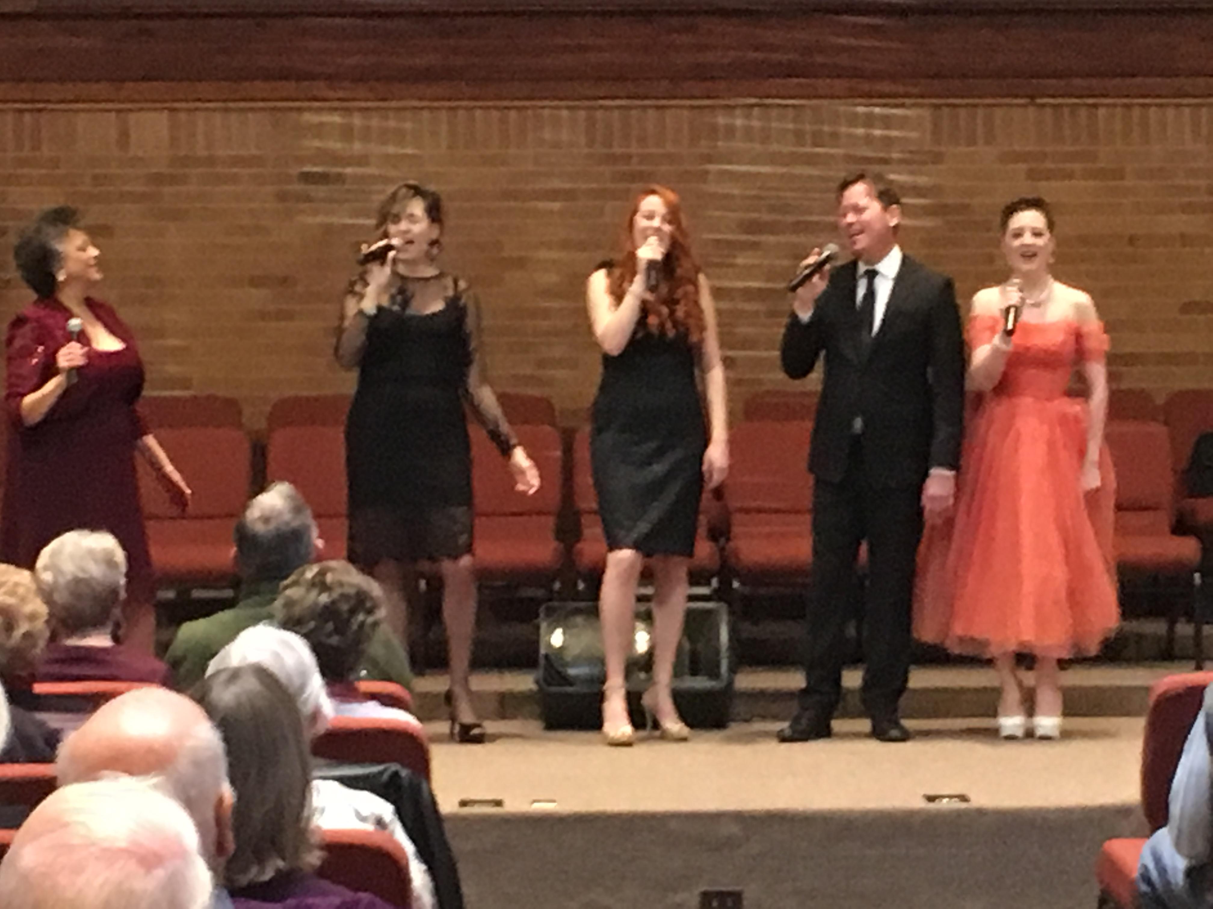 NTO Potter Family Performance
