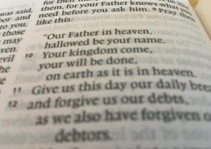Script of Matthew 6