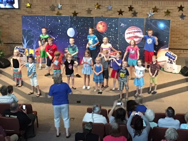 Vacation Bible School Christ Church Rapid City